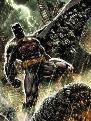 Batman Eternal - Image: Batman Eternal