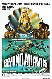 <i>Beyond Atlantis</i> (film) 1973 film by Eddie Romero
