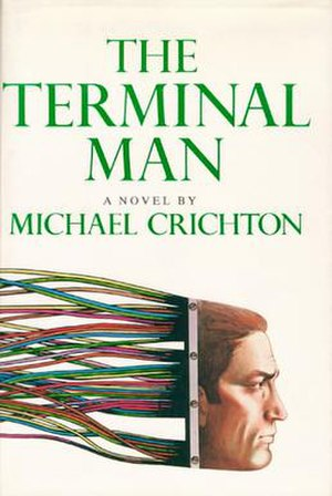 The Terminal Man - First edition cover