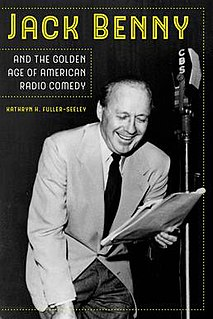 <i>Jack Benny and the Golden Age of American Radio Comedy</i>