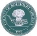 Seal of Botetourt County, Virginia