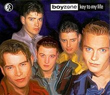 Boyzone — Key to My Life (studio acapella)