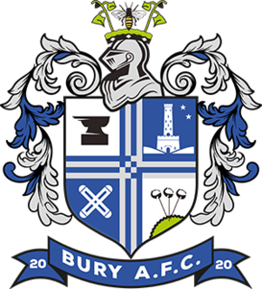 Bury A.F.C. English association football club