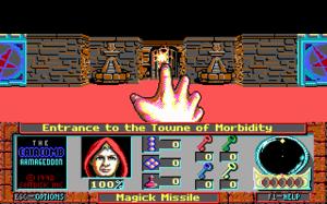Catacomb 3-D - Catacomb Armageddon screenshot