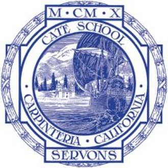 Cate School - Image: Cate School Logo
