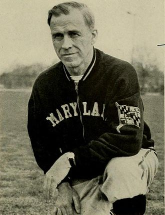 Clark Shaughnessy - Shaughnessy after taking over at Maryland in 1946