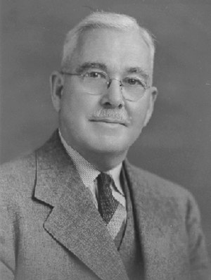 Claude B. Hutchison - Claude Burton Hutchison