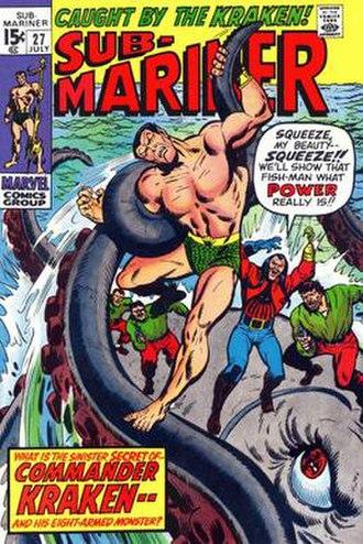Commander Kraken - Image: Cm.Kraken