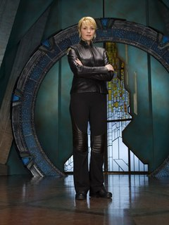 Samantha Carter fictional character in the Stargate universe