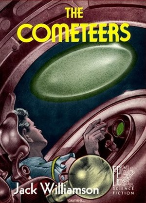 The Cometeers - Dust-jacket from the first edition