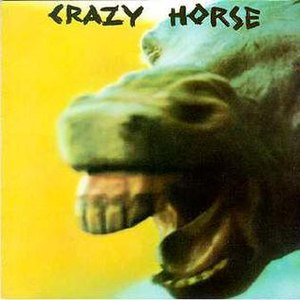 Crazy Horse (album) - Image: Crazy Horse CD
