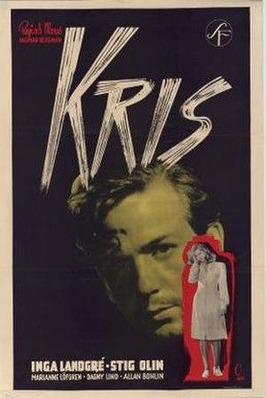 Crisis (1946 film) - Image: Crisis (1946 film)