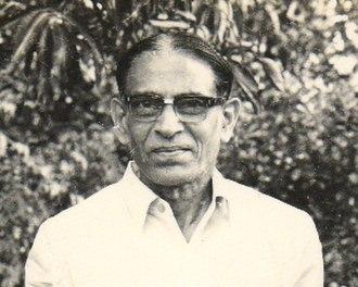 C. T. K. Chari - Image: Ctkchari