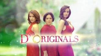 D' Originals - Title card