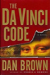 novel by Dan Brown
