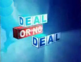 Deal or No Deal (Arab world) - Image: Deal or no deal LBC logo