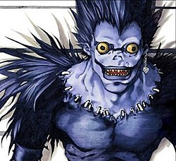 Ryuk Death Note Wikipedia