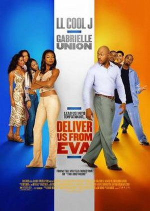 Deliver Us from Eva - Theatrical release poster