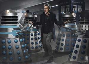The Witch's Familiar - The two-parter saw the return of the original silver-blue Daleks from 1963.