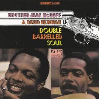 Double Barrelled Soul - Image: Double Barrelled Soul