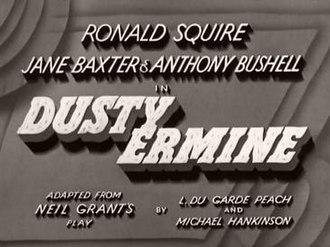 Dusty Ermine - Image: Dusty Ermine
