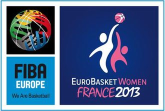 EuroBasket Women 2013 - Image: EB Women France 2013