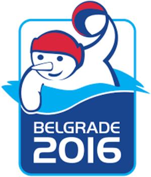 2016 Men's European Water Polo Championship - Image: EC Water Polo 2016