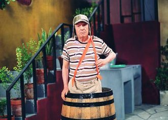Chespirito - Chespirito as El Chavo