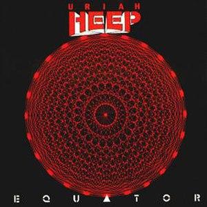 Equator (Uriah Heep album) - Image: Equator 85(album)