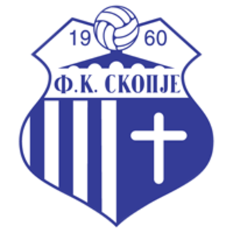 FK Skopje - Image: FK Skopje Logo