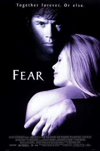Fear (1996 film) - Theatrical release poster