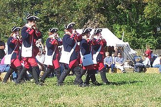 Feast of the Hunters' Moon - Fifers at the 2006 Feast