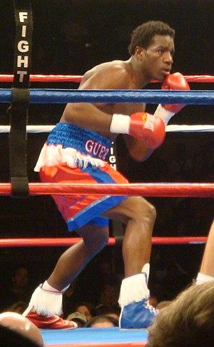 Boxer Fernando Guerrero
