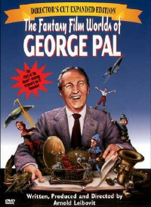 The Fantasy Film Worlds of George Pal - Image: Ffwgp(2)