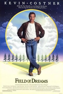 <i>Field of Dreams</i> 1989 film by Phil Alden Robinson
