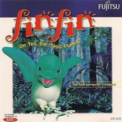 Fin Fin on Teo, the Magic Planet