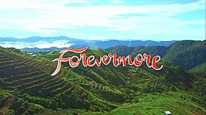 Forevermore (TV series) -  The official title card for Forevermore