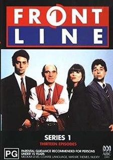 <i>Frontline</i> (Australian TV series) Australian comedy television series