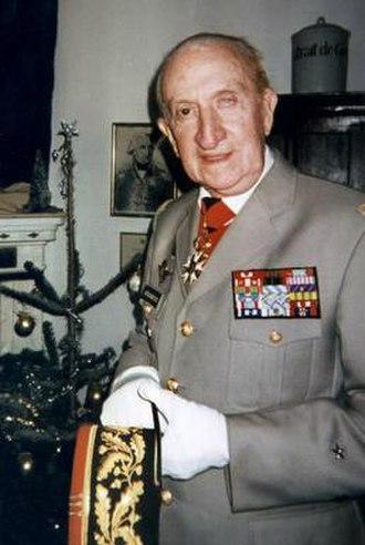Paul Aussaresses - Général Paul Aussaresses
