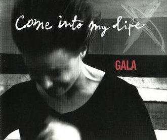 Gala — Come into My Life (studio acapella)