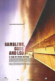 Gambling, Gods and LSD - Wikipedia