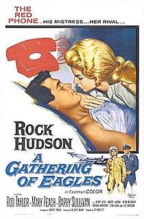 <i>A Gathering of Eagles</i> 1963 film by Delbert Mann