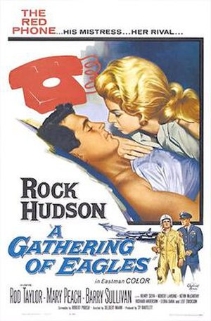 A Gathering of Eagles - Promotional poster for A Gathering of Eagles