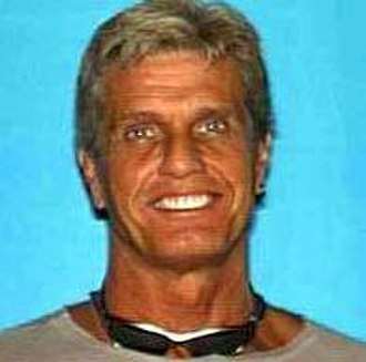 Gavin Smith (film studio executive) - Picture distributed by LA County Sheriff's Department to help find Smith