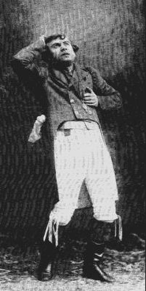 George Thorne (actor) - as Robin in Ruddigore