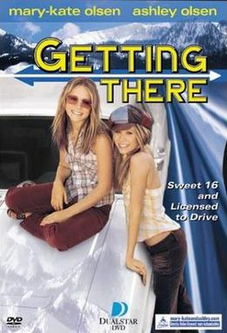 Getting There (film) - DVD cover