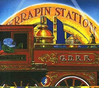 <i>Terrapin Station (Limited Edition)</i> 1997 live album by Grateful Dead
