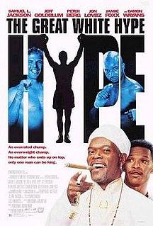 <i>The Great White Hype</i> 1996 film by Reginald Hudlin