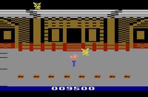 Gremlins (video game) - Gameplay screenshot