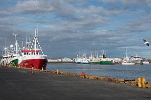 Grindavík - Grindavík harbor